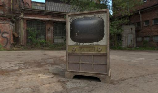 Vieille TV 01